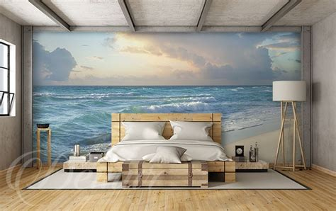 fototapete landhausstil morskie opowieści na fali snu do sypialni fototapety