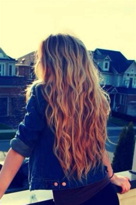 beach wave perm long hair 1000 ideas about loose wave perm on pinterest loose
