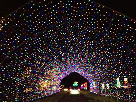 drive through christmas lights pa victoria b