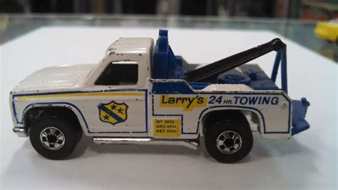 Hotwheels Diecast Ramblin Wrecker Larrys 24hr Towing Redline Vintage 1000 images about my wheels matchbox cars on tow truck cars and redline
