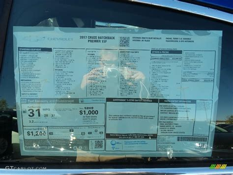Ford Vin Decoder Window Sticker