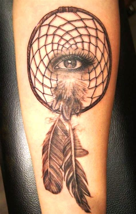 dreamcatcher tattoo represents 35 awesome dreamcatcher tattoos and meanings