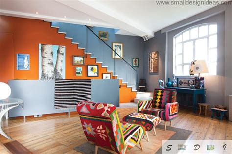 bright colorful living room paint ideas