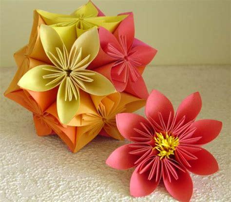 Flores Origami - flor origami mastercard flor origami origami