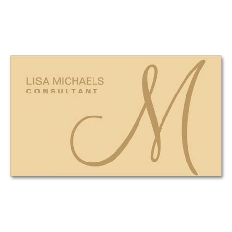 monogram business card template 2291 best images about monogram business card templates on