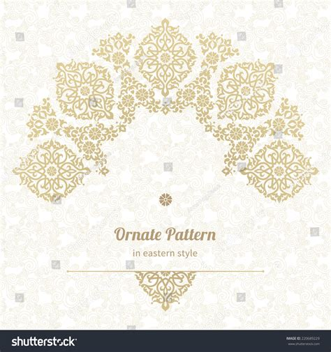 svg pattern not working vector lace pattern eastern style on stock vector
