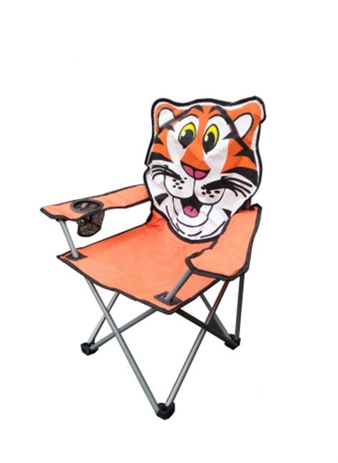 tiger chair sunnc childrens cing chair tiger