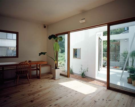 gallery of inside house outside house takeshi hosaka