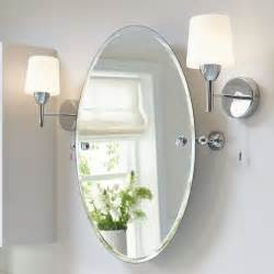 25 best ideas about oval bathroom mirror on