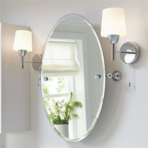small bathroom mirrors best 25 oval bathroom mirror ideas on half