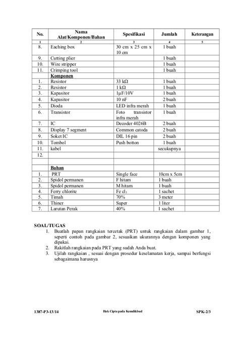 Alat Tes Kapasitor 1387 p3 spk elektronika pesawat udara