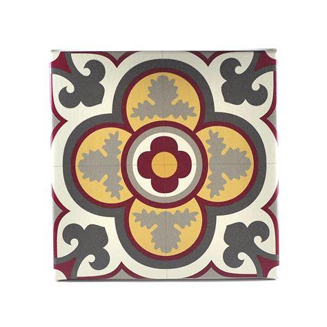 artist canvas pattern malta tile canvas block pattern no 17 stephanie borg