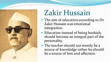 dr zakir hussain biography in english contribution of indian educationists in early childhood