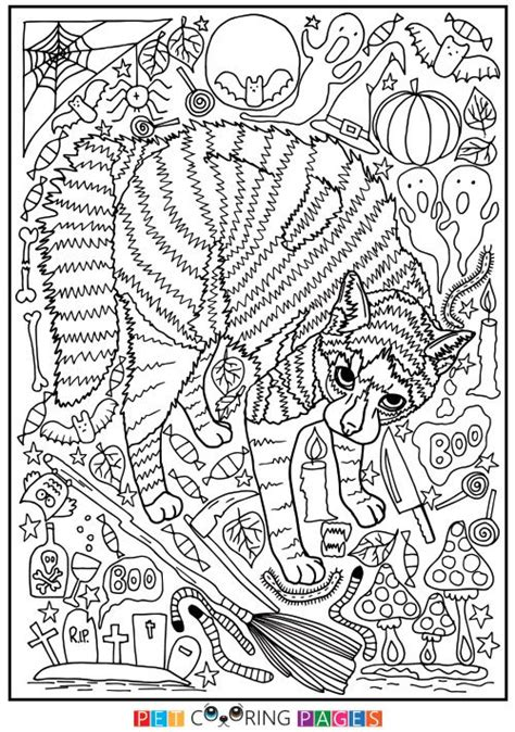 431 best images about cats dogs coloring pages for