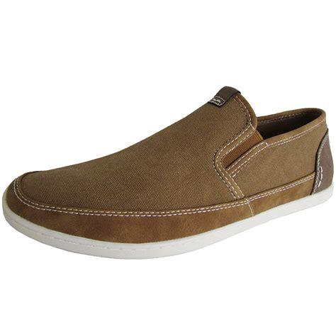 steve madden mens sneakers steve madden mens foleeo slip on walking sneaker shoes ebay