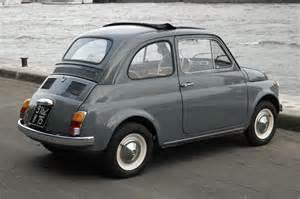 Fiat F Fiat 500 F Grise