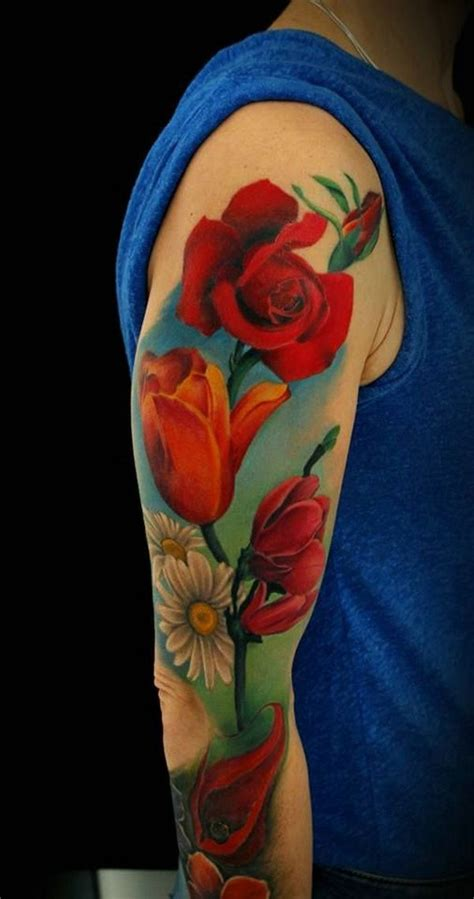 colorful tattoo sleeve designs 70 amazing exles of stunning colorful tattoos