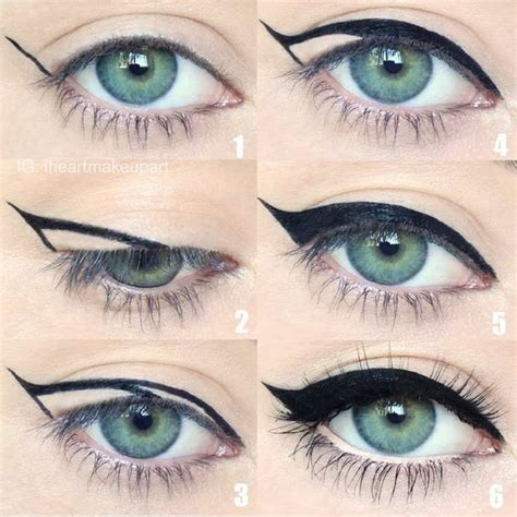 smudge eyeliner tutorial 10 tutorials to make flawless eyeliners pretty designs