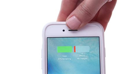 iphone 0 remaining apple s new smart battery displays remaining charge on lock screen boasts integrated antenna