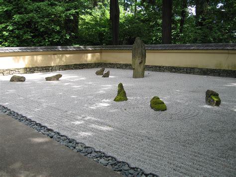 file portland japanese gardens zen garden jpg