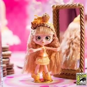 Limited edition shopkins shoppies golden jessicake doll xmas ebay