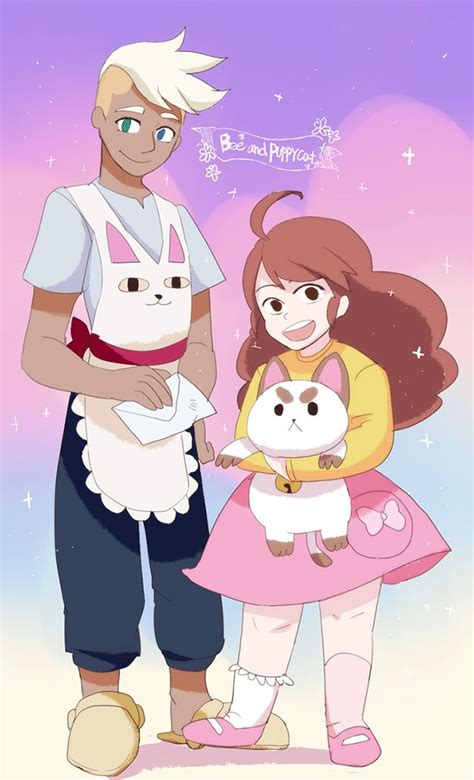 images  bee  puppycat  pinterest