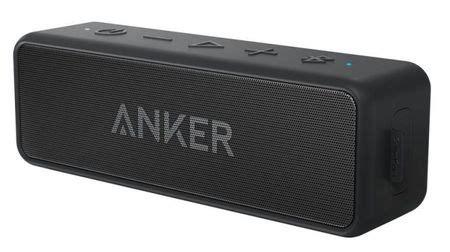 anker zvucnici anker prijenosni bluetooth zvučnik soundcore 2 crni mall hr
