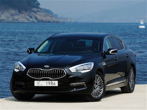 Most Expensive Kia Car Kia Quoris Equus 2013 Review Images Wallpaper