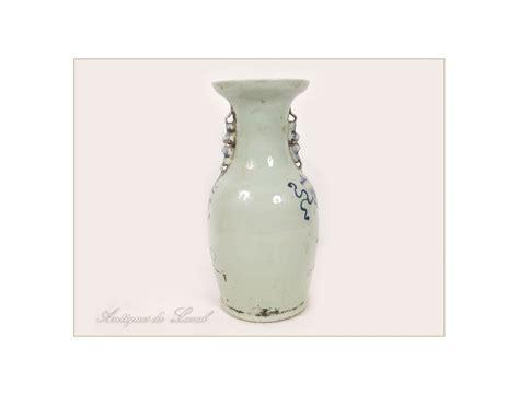 Large White Ceramic Vase by Large Porcelain Vase White Blue Nineteenth
