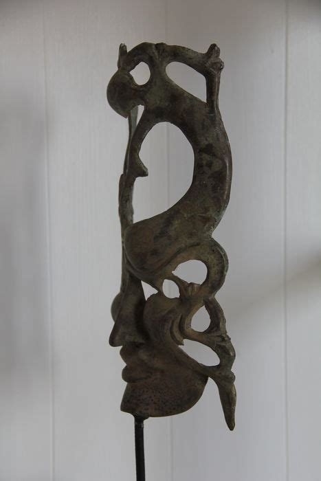 Masker Java artistiek javaanse masker java indonesie 2de helft 20ste