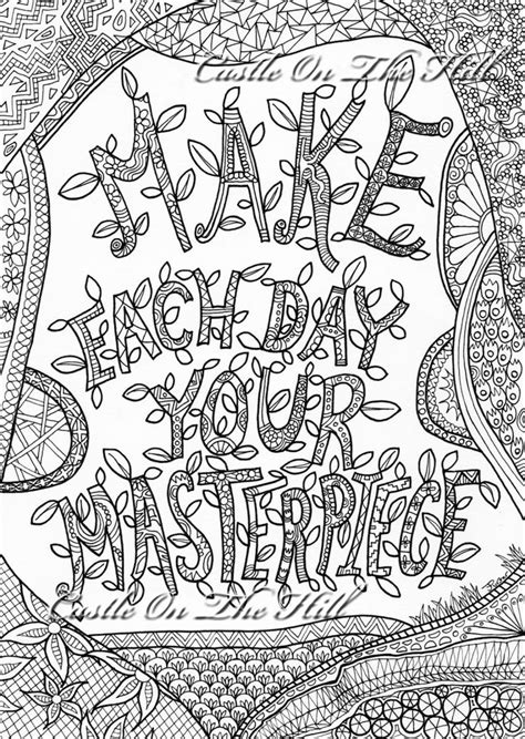 coloring therapy for adults 126 best images about color therapy quotes sayings