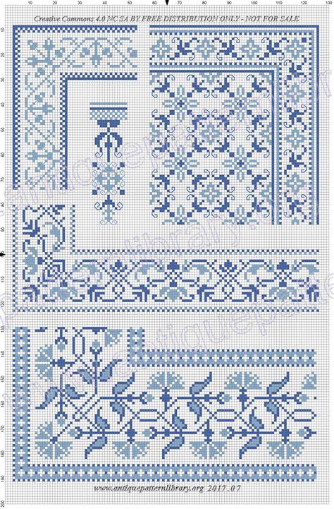 hydrogen pattern library apl h rm030 kreuzstich muster fur leinenstickerei page 9