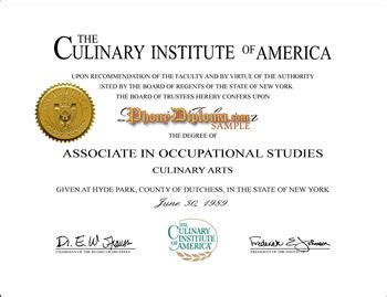 chef certificate template difference between culinary certificate and degree best