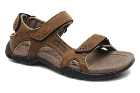 fossil sandals teva fossil sandals in brown at sarenza co uk 169527