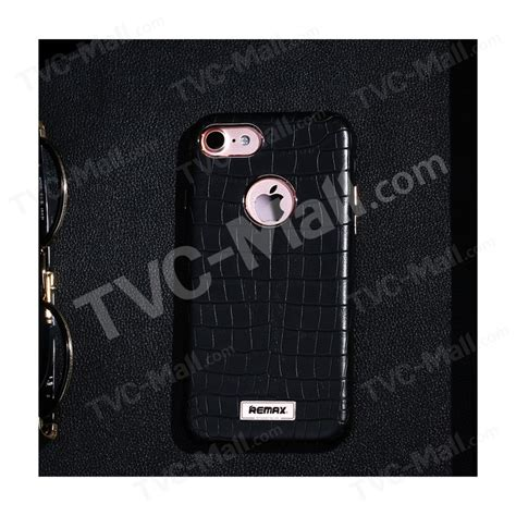 Remax Foldy Series Leather For Iphone 7 Plus 1 remax maso series crocodile leather coated for iphone 7 plus black tvc mall