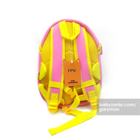 Tas Anak Lucu Lino Bag Fashion Duck Style jual murah lino backpack duck style 3 pilihan warna mainan di jakarta