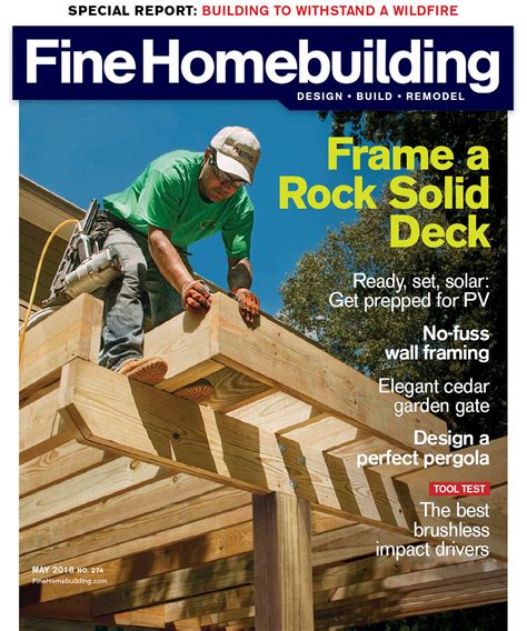 fine homebuilding dvds videos builder s book inc bookstore how to install a wall hung toilet fine homebuilding