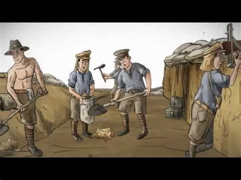 ww1 biography ks2 fast facts world war one trench life youtube