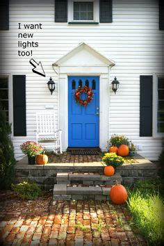 door colors for white house exterior colors on pinterest black shutters white brick