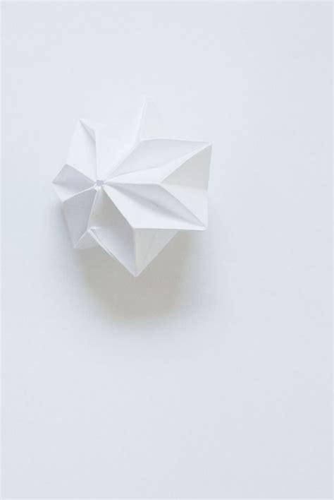 Origami White Paper - white paper ornaments and origami on