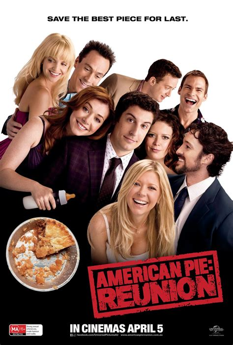 Mercan Peci all comics melbourne american pie reunion preview pass giveaway