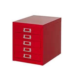 spencer 5 drawer desktop cabinet officeworks