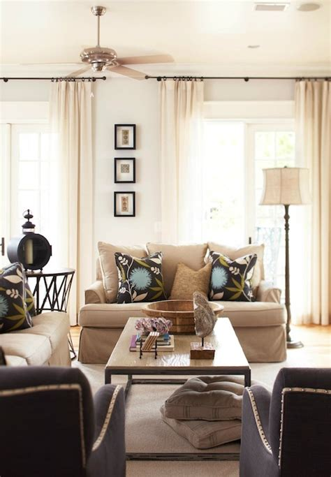 the ivory room blue and beige living room transitional living room interior philosophy
