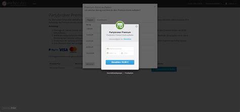 mit kreditkarte zahlen sicher partybroker premium sicher per kreditkarte zahlen