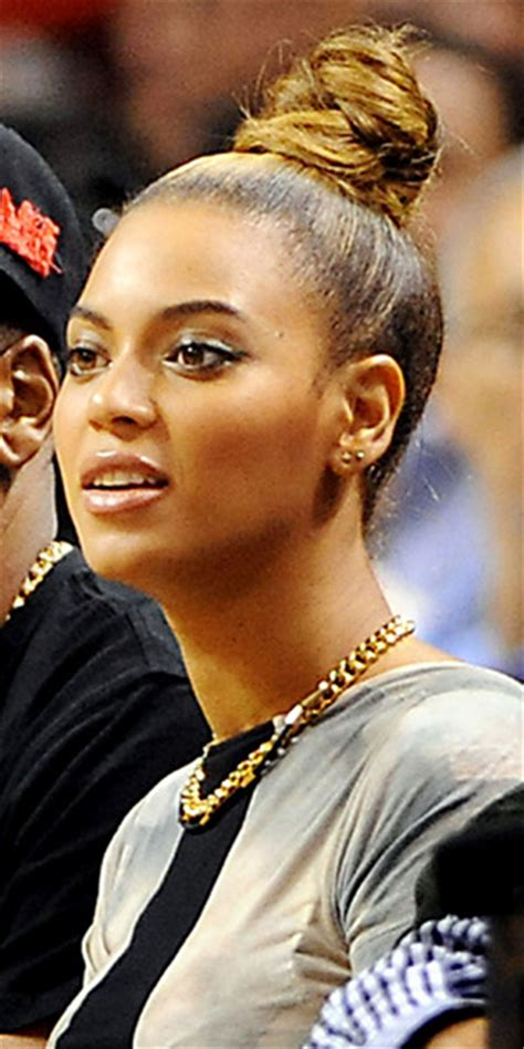 Beyonce And Z Ink The Knot by How To Get Beyonc 233 S Top Knot News Reveal