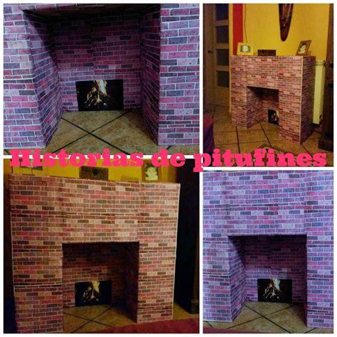 hacer chimenea casera diy c 243 mo hacer una chimenea casera