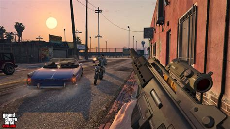 Gta 5 Original Ps4 gta 5 more person gameplay leaks ahead of ps4 xbox one release vg247