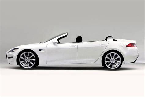 Tesla Four Door Nce To Build Tesla Model S Two Door Coupe And Convertible