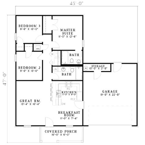 Affordable Ranch House Plans by 817 Best Images About House Plans On Pinterest European