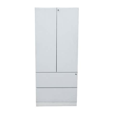 white storage armoire 71 5 quot white knoll armoire storage cabinet ebay